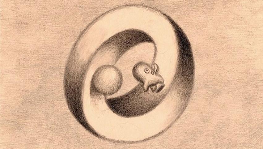 Siete figuras imposibles: los fantasmas de Hideyuki
