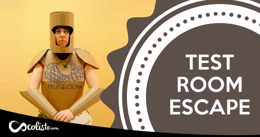 Test Room Escape. ¿Descubre qué tipo de jugador eres?