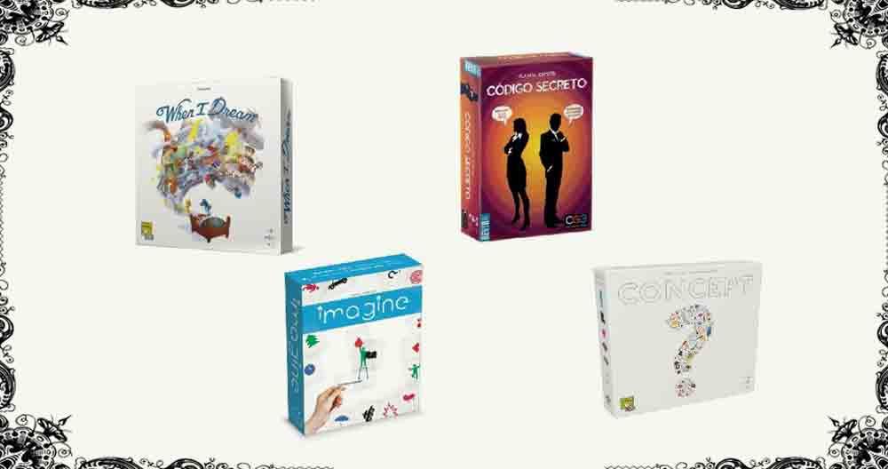 Los 4 juegos perfectos para jugar en grupo ¿Jugamos?