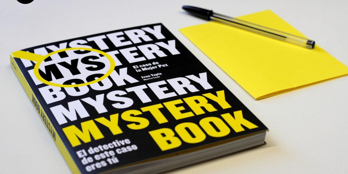 Mystery Book: el nuevo libro inteligente