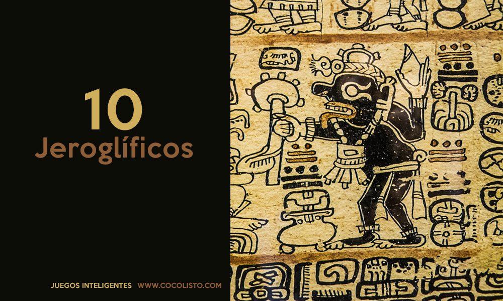 10 jeroglíficos para morirse de risa ¿Los descifraréis?