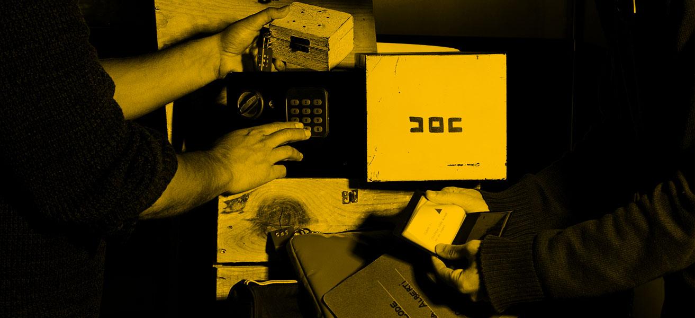 The Code, el juego colaborativo