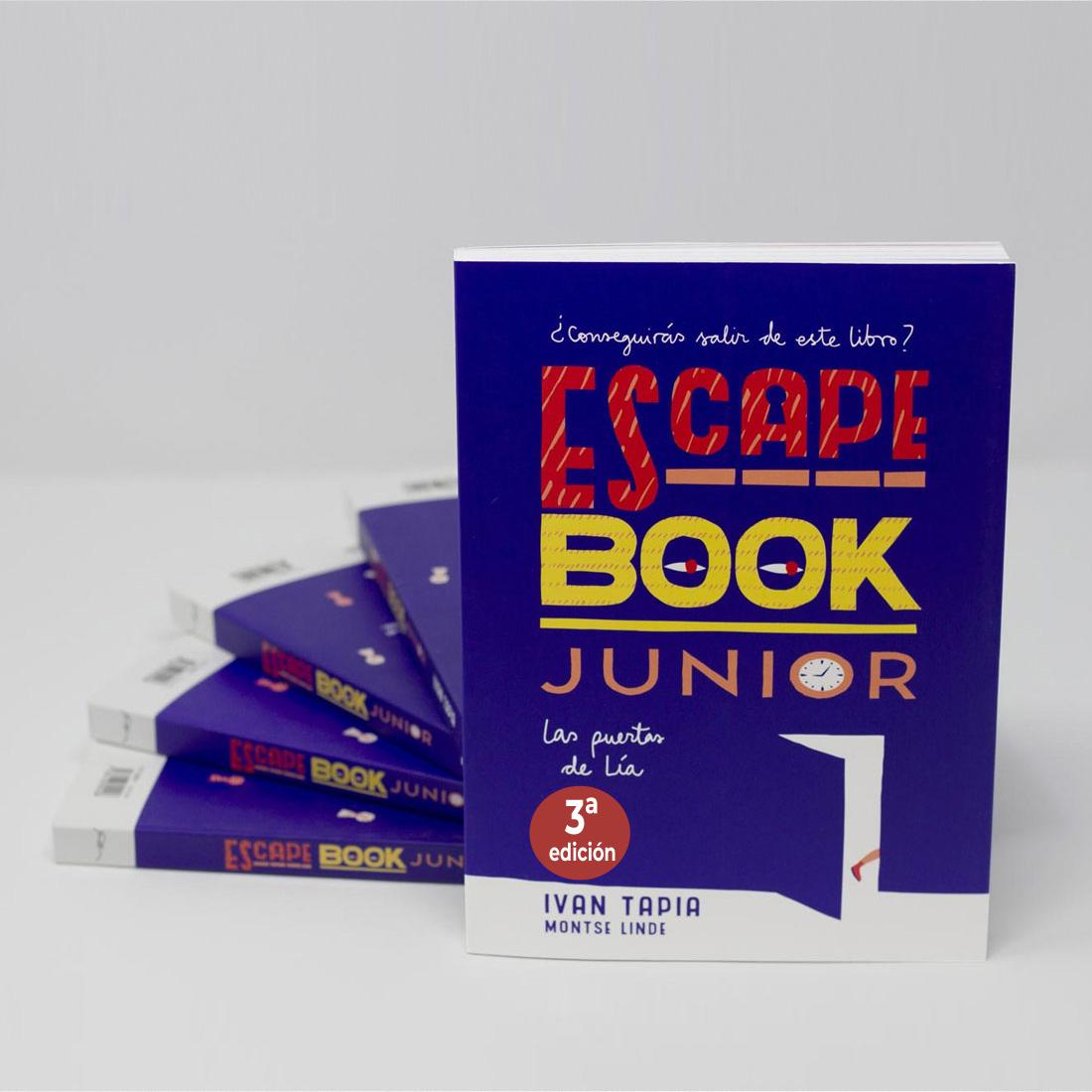 escape book junior cocotienda