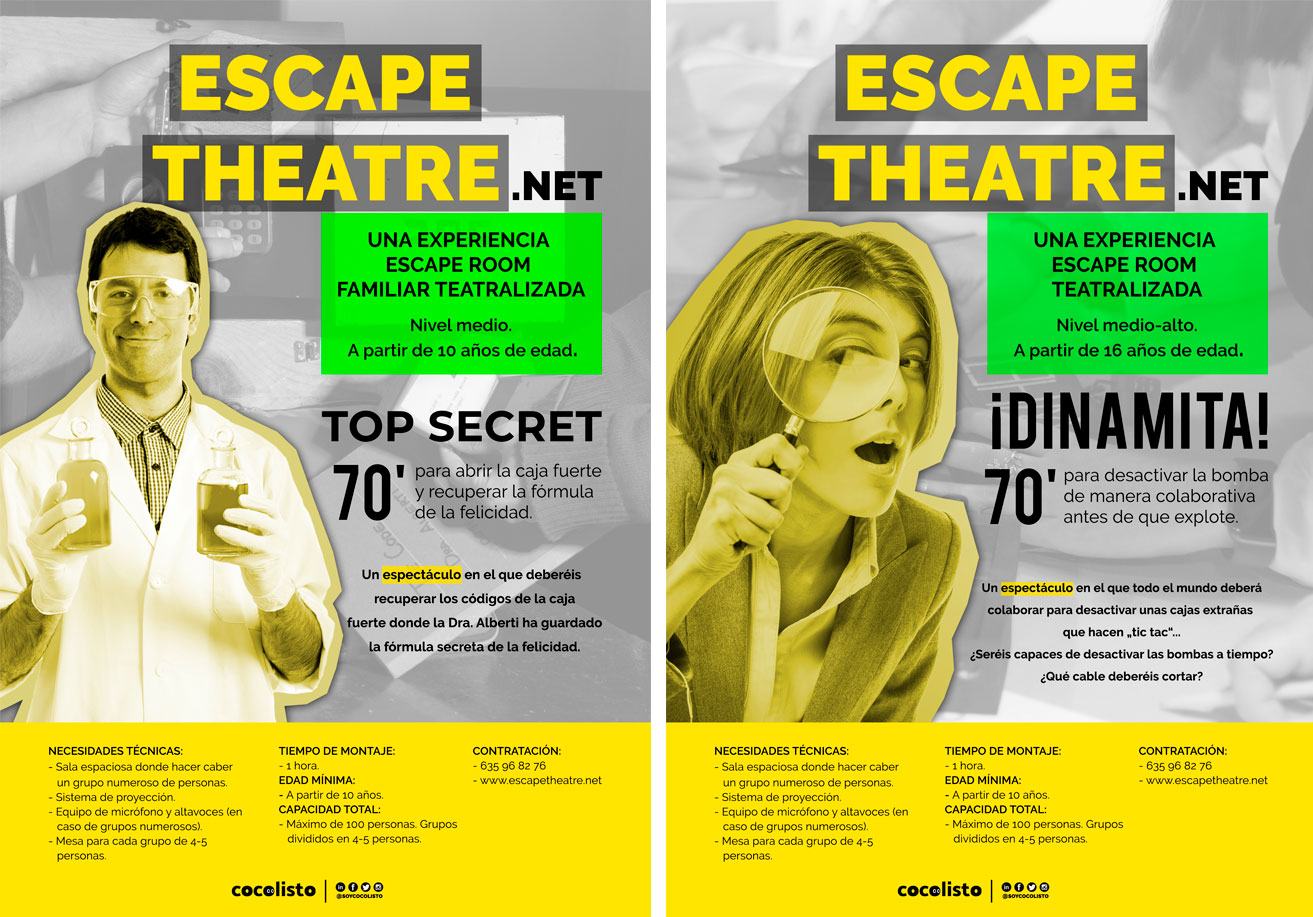 Escape Theatre