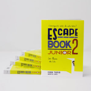 escape book junior 2